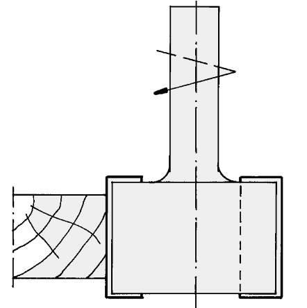 Fresa para perfilar en maquinas cnc y pantografos