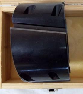 Portacuchillas de cuchillas integrales de MD reversibles con cortes alternos