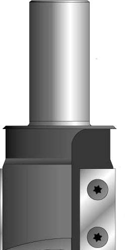 Cabezal para cantear tableros recubiertos en maquinas cnc