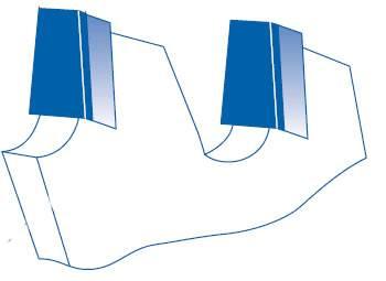 Disco incisor conico para escuadradoras e seccionadoras