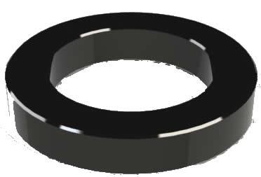 anillas de separacion para portafresas de retestar aluminio y pvc
