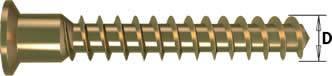Broca para taladrar en madera natural blanda o de dureza media para insertar bisagras ANUBA®.