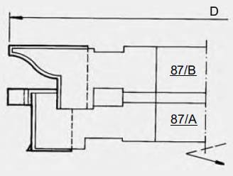 posicion de los cabezales para realizar la moldura y contramoldura