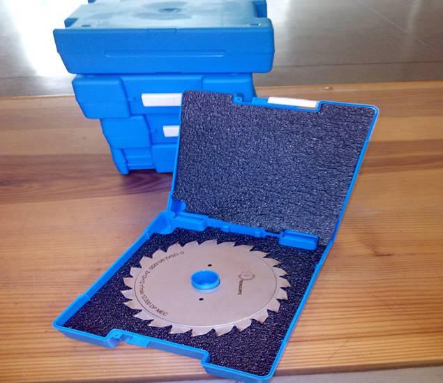 Incisor extensible para escuadradora de calidad diamante