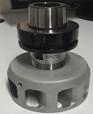 Turbina Turbitech rotación de alta velocidad se crea un vacío debajo de la campana que hace que las virutas,polvo del tablero, incluso polvo pesados de tableros de fibrocemento se pueda extraer extraer